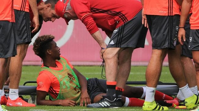 Blessure : Coman ratera plusieurs matches du Bayern et des Bleus