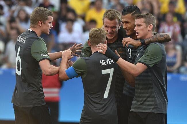 JO 2016 : Ce sera Brésil-Allemagne en finale