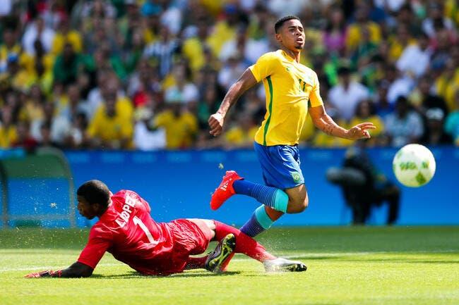 JO : Le Brésil se qualifie facilement pour la finale