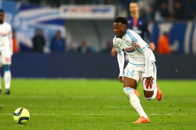 OM : Le deal Nkoudou-Njie est de nouveau dans les tuyaux !