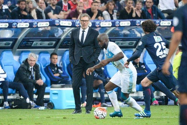 OM : Une incroyable rumeur envoie Laurent Blanc à Marseille !