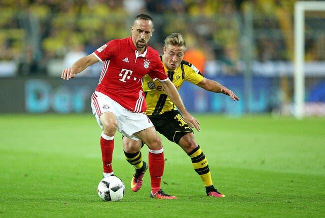 Allemagne : Le Bayern commence à en avoir marre de Ribéry