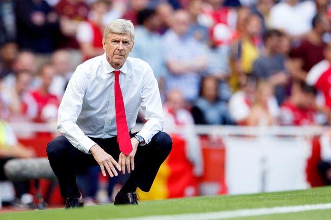 Arsenal : Critiqué, Wenger tente de défendre son mercato frileux