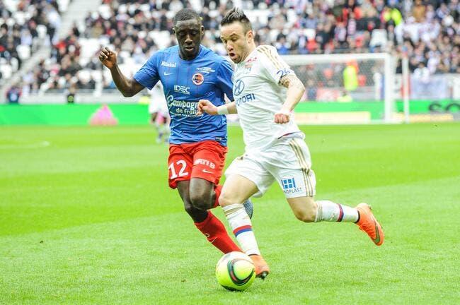 Caen refuse d'aller à Lyon pour se faire défoncer