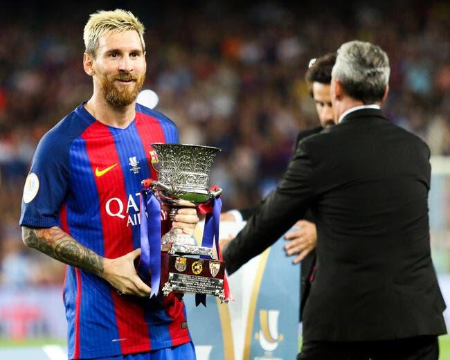 Le Barça s'offre un premier trophée