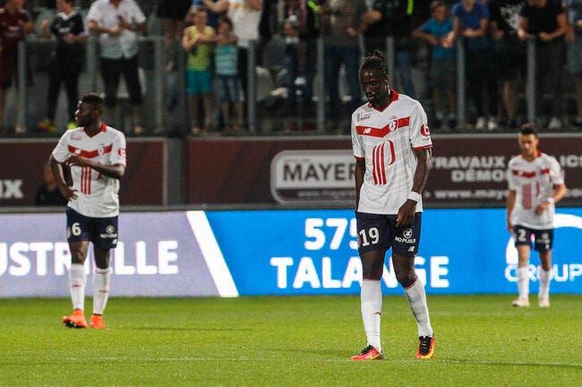 Lille: Antonetti craint un complot de la L1 contre Eder