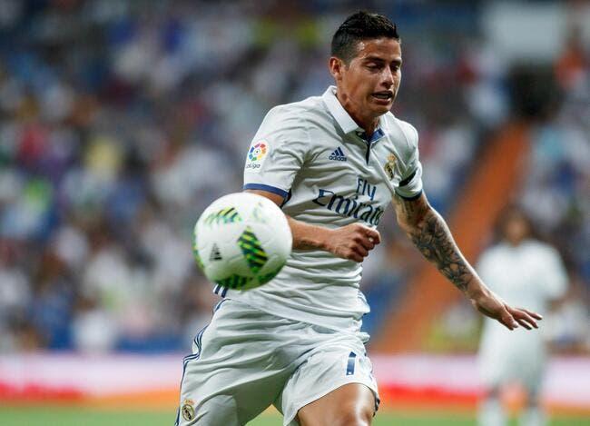 Mercato : Arsenal zappe Lacazette pour offrir 75ME à James Rodriguez ?