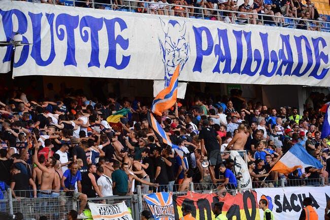 MHSC : 150 supporters autorisés à Saint-Etienne