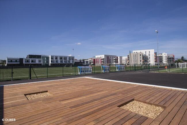 olympique lyon centre de formation