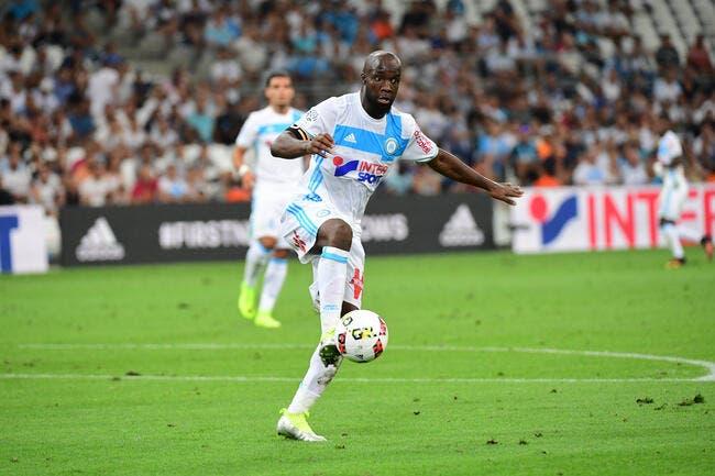 OM : Un club accepte de payer l'amende de 10ME de Lassana Diarra !