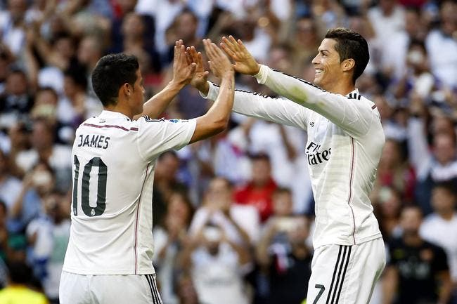 Cristiano Ronaldo, Pogba… Pourquoi le Real garde James Rodriguez
