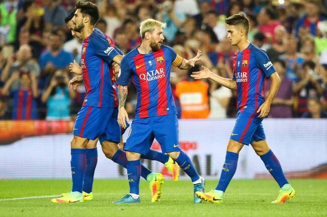 FC Barcelone - Bétis Séville : 6-2