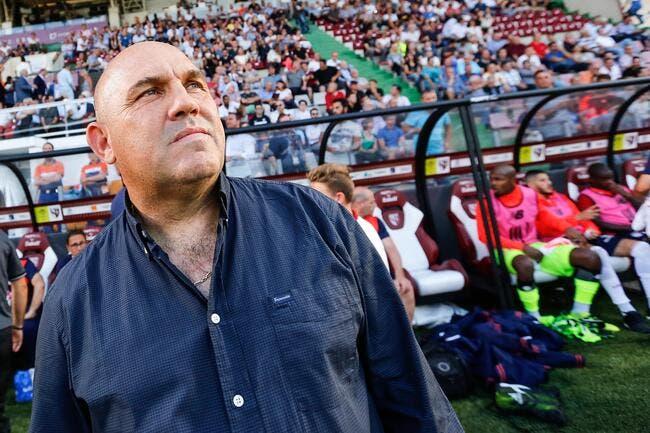 L1 : Antonetti s'est quand même fâché contre ce Lille