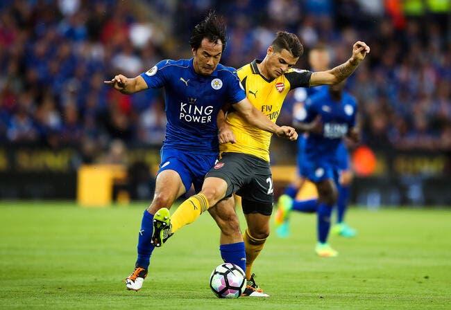 Leicester - Arsenal : 0-0
