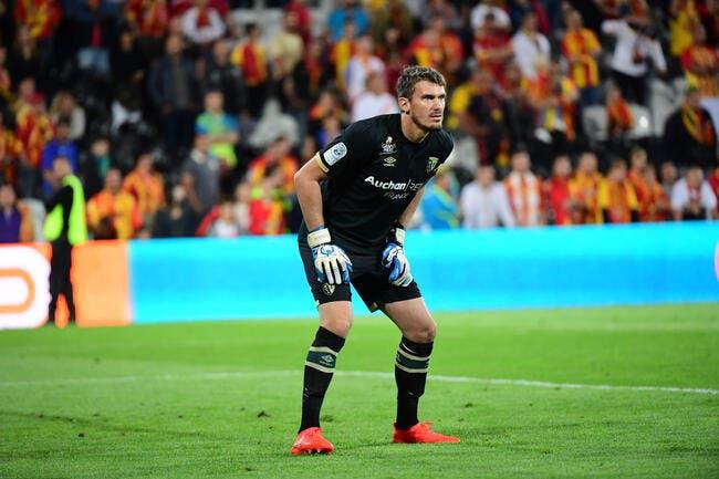Lens - Amiens : 0-1