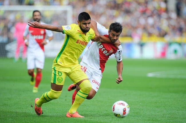 Nantes - Monaco : 0-1