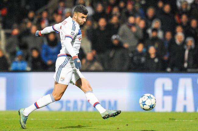 Ghezzal hésite à rejoindre Everton — OL Transferts
