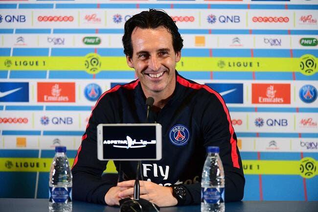 PSG : Une décision fracassante d'Emery avant PSG-Metz