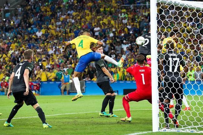 JO 2016 : Neymar offre l'or et une revanche au Brésil !