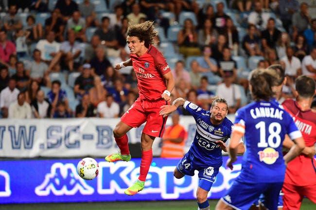 PSG : Cette sale nouvelle a failli faire partir David Luiz du PSG
