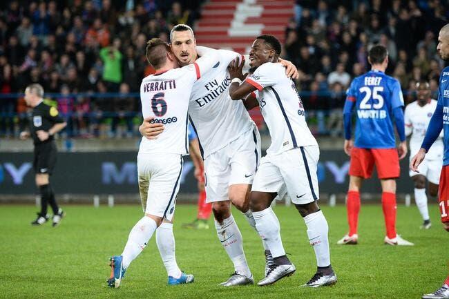 PSG : Ne pas avoir récupéré le 10 d'Ibrahimovic, Verratti s'en fout