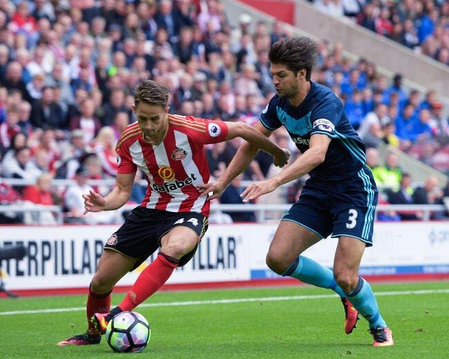 Sunderland - Middlesbrough : 1-2