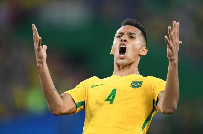 Brésil : Marquinhos convoqué avec la Seleçao, pas Thiago Silva
