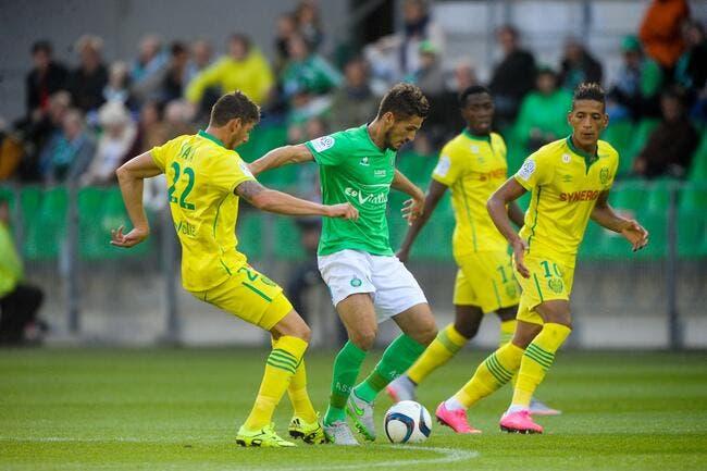 Mercato : Indésirable à l'ASSE, Clément intéresse un club de L1
