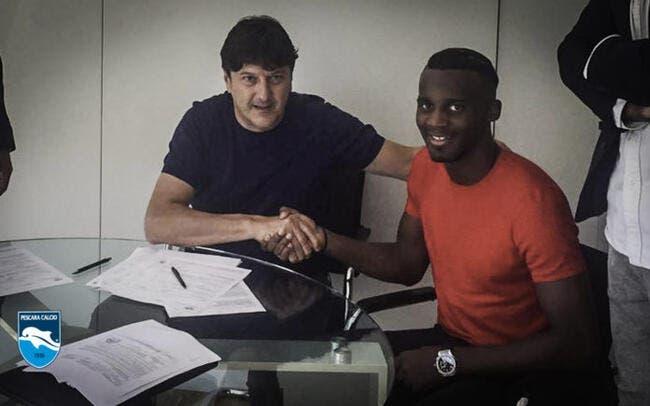 Officiel : Bahebeck quitte le PSG pour rejoindre la Série A