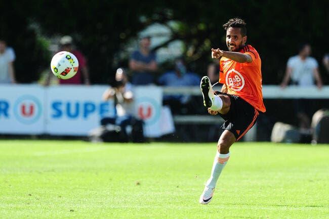 Officiel : Mesloub prolonge à Lorient