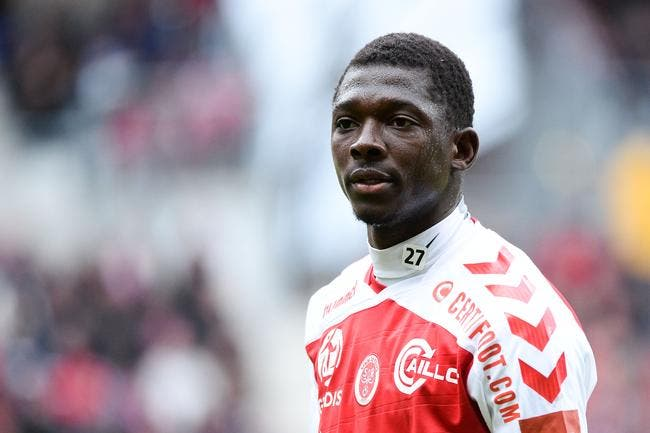Reims - Red Star : 2-1