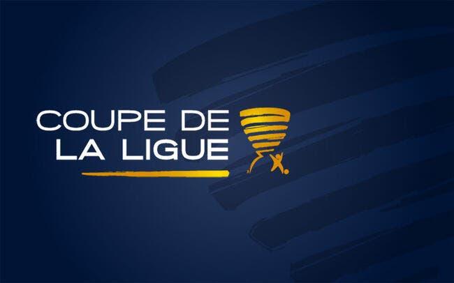 Coupe de la Ligue : Programme du 2e tour