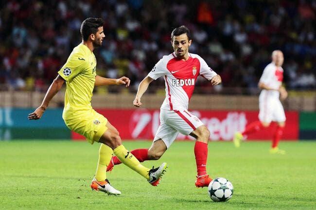 Monaco - Villarreal : 1-0
