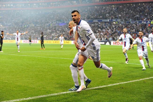 OL : Ghezzal a refusé de quitter Lyon pour remplacer Ben Arfa