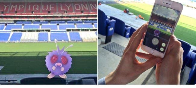 OL : Lyon met la pédale douce sur le phénomène Pokémon Go au stade