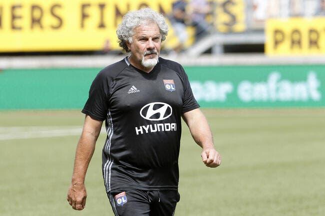 OL : Lyon verrouille jusqu'en 2019 quatre membres du staff