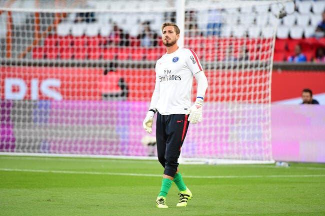 PSG : Trapp blessé et incertain contre Monaco