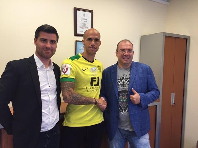 Mercato : Obertan signe à l'Anji Makhachkala.