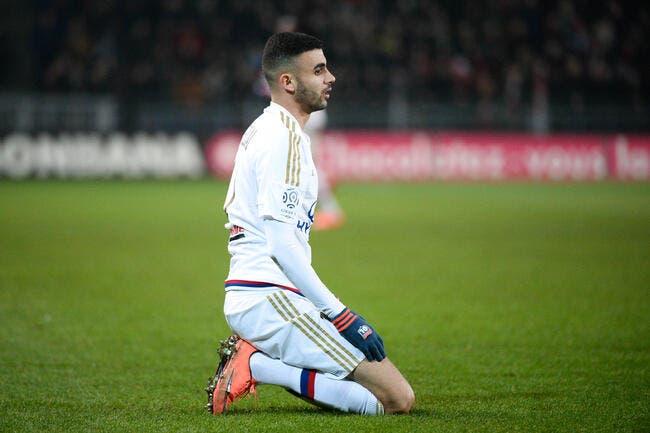 OL : Ghezzal refuse encore et toujours l'offre de Lyon