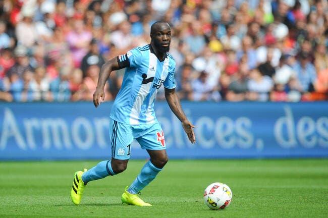 OM : L'OM voulait 4ME, Lassana Diarra sera bradé à 2ME