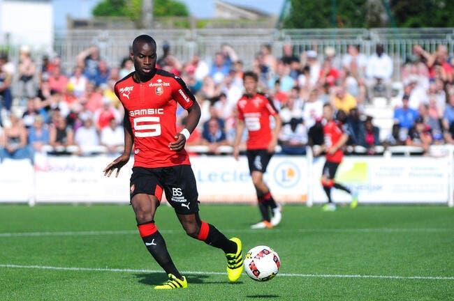 Rennes: Sylla s'envole pour Montpellier