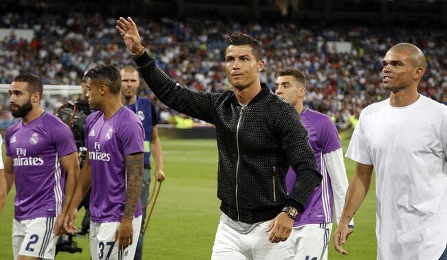 Cristiano Ronaldo meilleur joueur européen 2015-16