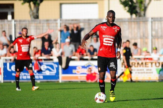 Officiel : Sylla quitte Rennes pour Montpellier
