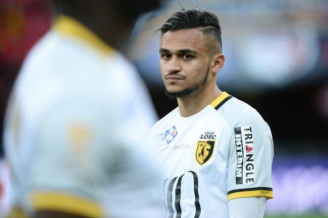 Accord Lille-Southampton pour le transfert de Boufal