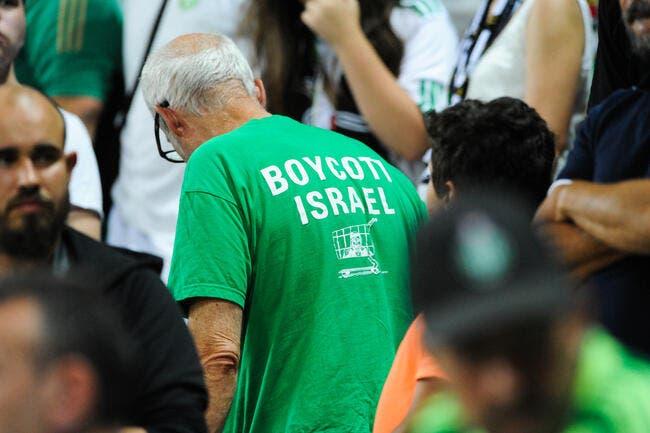 ASSE: Drapeaux palestiniens, expulsions, et grosse amende à venir