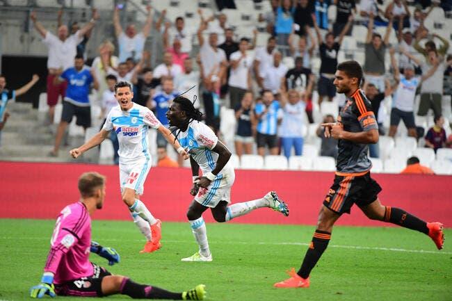 L'OM bat Lorient, et ajoute même la manière!