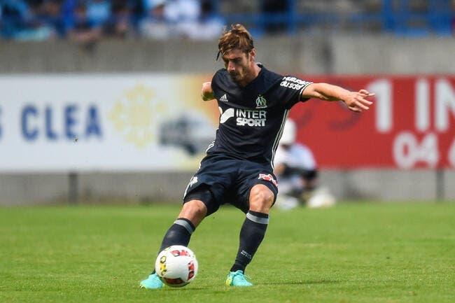 Officiel: Baptiste Aloé prêté par l'OM à Valenciennes