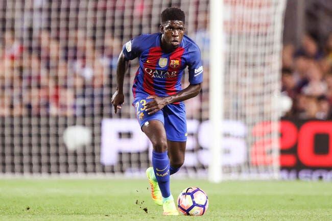 OL: Umtiti deviendra une légende du Barça promet Aulas