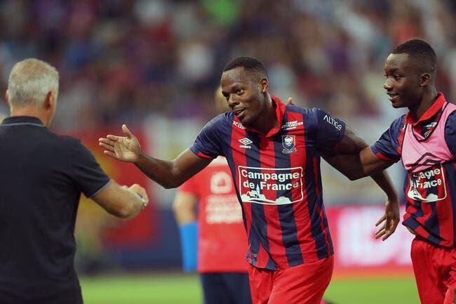 Caen a pris un maxi pied contre Bastia