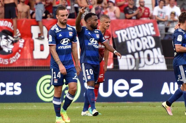 Dijon - OL : 4-2